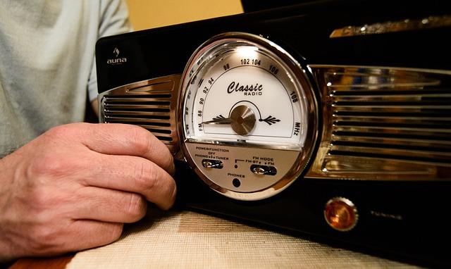 Alte-UKW-Radios